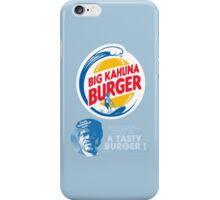 Pulp Fiction - Big Kahuna Burger iPhone Case/Skin