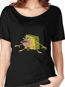 Caveman Spongebob Women's Relaxed Fit T-Shirt