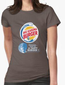 Pulp Fiction - Big Kahuna Burger Womens Fitted T-Shirt