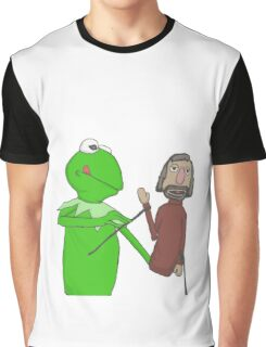 Henson and Kermit Graphic T-Shirt
