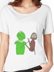 Henson and Kermit Women's Relaxed Fit T-Shirt