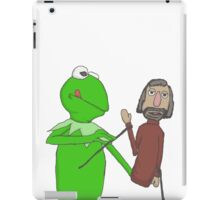 Henson and Kermit iPad Case/Skin