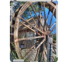 Water Mill iPad Case/Skin