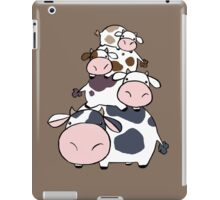 Cow Stack iPad Case/Skin