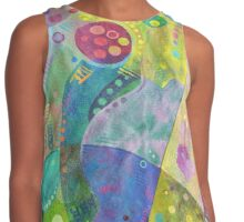 Abstract intersection Contrast Tank