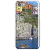 Manarola - Cinque Terre's Gem iPhone Case/Skin