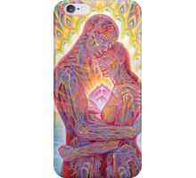 Alex Grey Colourfull 7 iPhone Case/Skin