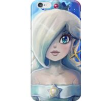 Rosalina Portrait Painting iPhone Case/Skin