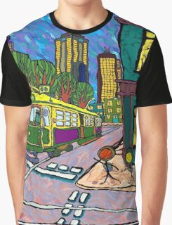 We Live in the City too Graphic T-Shirt
