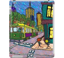 We Live in the City too iPad Case/Skin