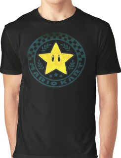 °GEEK° Mario Star Cup Graphic T-Shirt