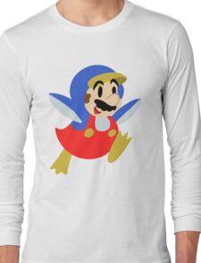 Little Penguin Mario Long Sleeve T-Shirt