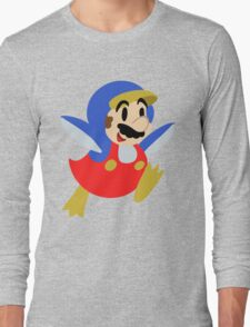 Little Penguin Mario Long Sleeve T-Shirt