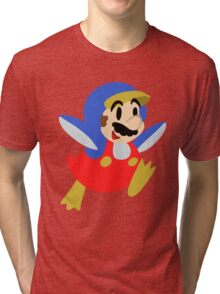 Little Penguin Mario Tri-blend T-Shirt