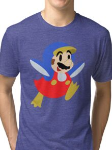 Little Penguin Mario Tri-blend T-Shirt