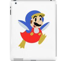 Little Penguin Mario iPad Case/Skin