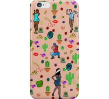 It's an arty party! iPhone Case/Skin