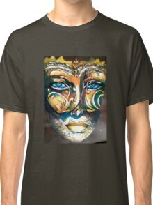 Look behind the mask Classic T-Shirt