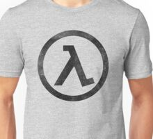 °GEEK° Half Life B&W Unisex T-Shirt