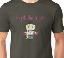 Fight Like a Girl - General Unisex T-Shirt