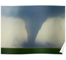 Stovepipe Tornado Poster