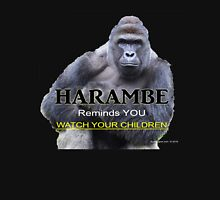 Harambe the Gorilla Unisex T-Shirt