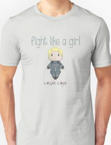 Fight Like a Girl - Daughter of Champions Unisex T-Shirt