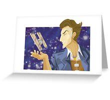 Helios Hero Greeting Card