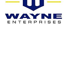 Wayne Enterprises by Del Parrish