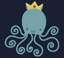 Princess Octopus Baby Tee