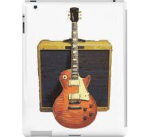 1959 Gibson Les Paul with Fender Bassman iPad Case/Skin