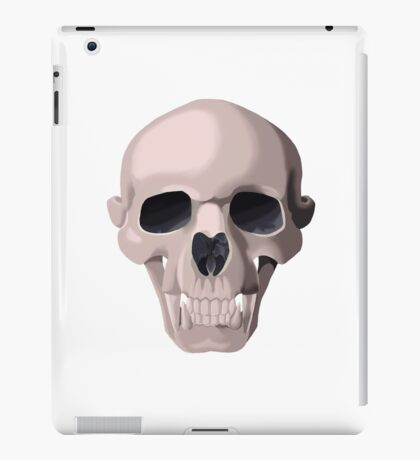 Hybrid Skull - Big Cat iPad Case/Skin