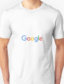 Let Me Google That For You - White Text T-Shirt