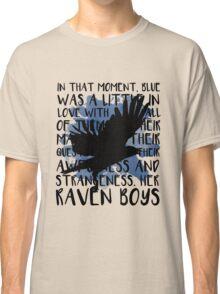 Her Raven Boys Classic T-Shirt