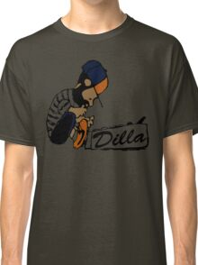 J Dilla - Today In Hip Hop History Classic T-Shirt