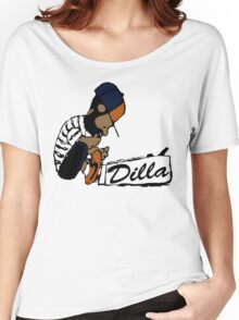 J Dilla - Today In Hip Hop History Women's Relaxed Fit T-Shirt