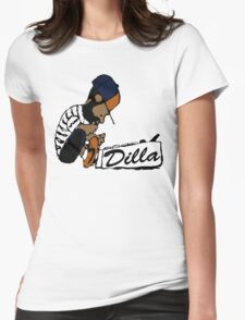 J Dilla - Today In Hip Hop History Womens Fitted T-Shirt
