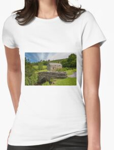 Welsh Farmhouse Womens Fitted T-Shirt