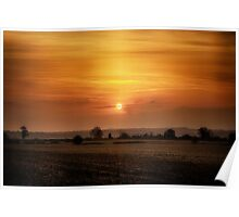 Sunset Sojourn Poster