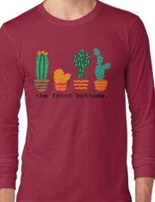 The Front Bottoms Cacti Long Sleeve T-Shirt