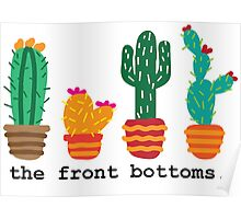 The Front Bottoms Cacti Poster