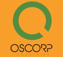 Oscorp Industries by Del Parrish