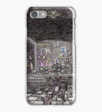 FNaF Office iPhone Case/Skin