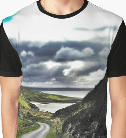 Donegal, Ireland Graphic T-Shirt