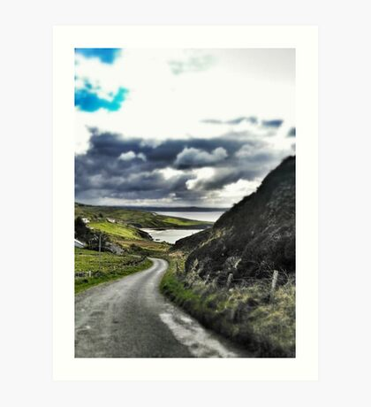 Donegal, Ireland Art Print