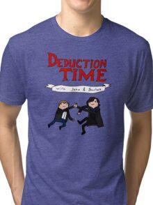 Deduction Time Tri-blend T-Shirt