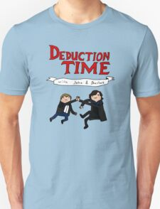 Deduction Time Unisex T-Shirt