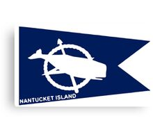 Nantucket Island - Massachusetts. Canvas Print