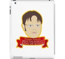 Dwight - King of Kings iPad Case/Skin