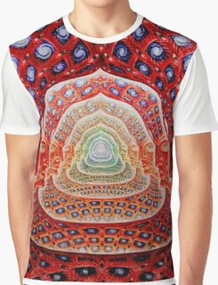 Alex Grey Colourfull 12 Graphic T-Shirt